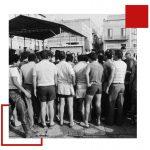 Mercato Ittico Foto Storica